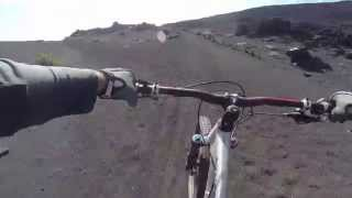 Surfing down the Volcano - La Palma