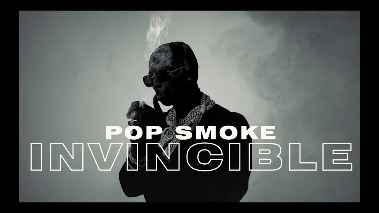 POP SMOKE - INVINCIBLE (OFFICIAL INSTRUMENTAL) [PROD BY YOZ BEATZ]