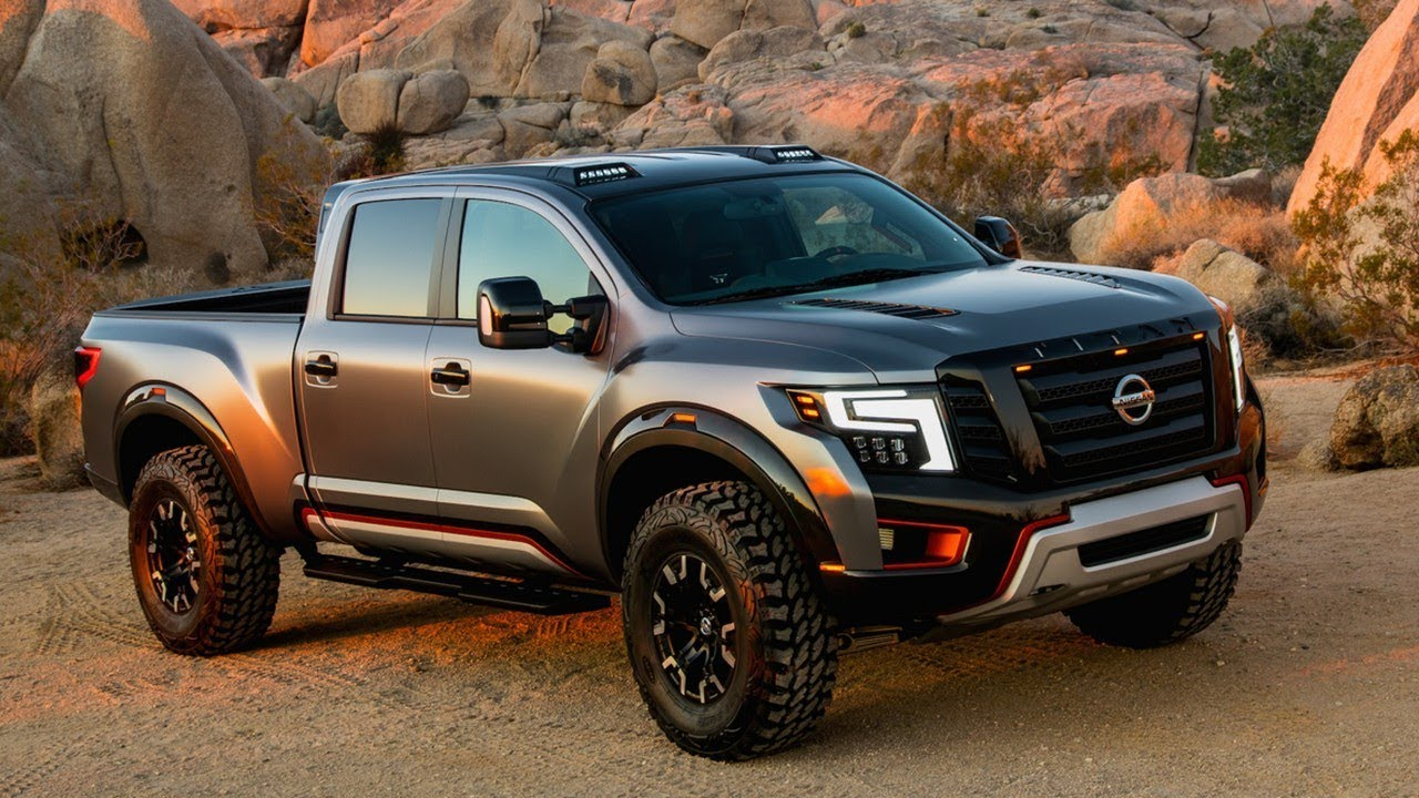 Nissan Frontier Pro 4X >> 2018 Nissan Titan Warrior Price and Release Date - YouTube