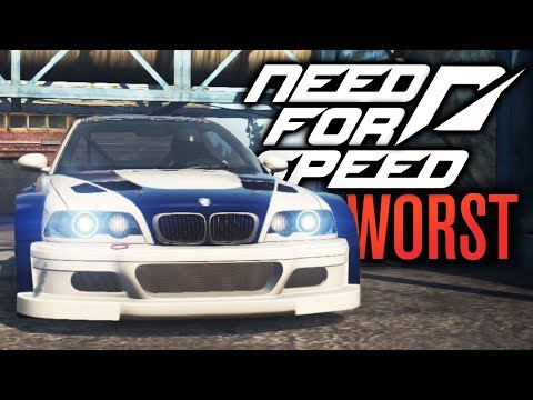 Thumbnail: THE WORST NEED FOR SPEED EVER