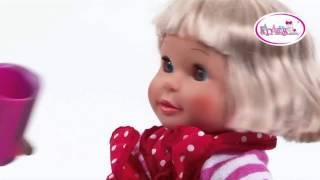 Кукла учит чистить зубки ТМ Карапуз