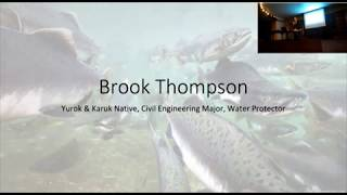 Brook Thompson: Common Native Misconceptions & Water Rights Resiliency