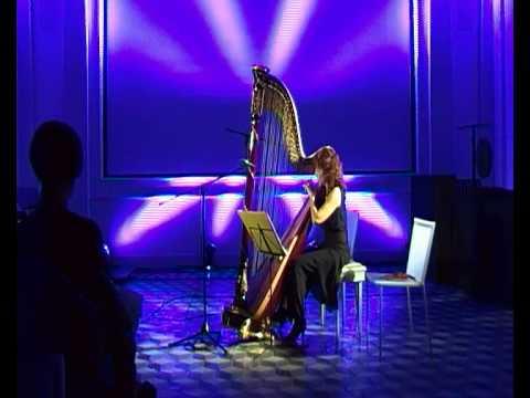 Marco Morgantini, Solve et coagula. Lucia Bova, harp