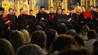 Reportaj - Concert Extraordinar din cadrul Masterclass-ului de Cant Bizantin, Iasi 2013