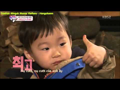 Fanmade Cute moment of Daehan