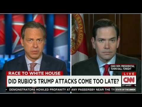 Marco Talks 2016 On State Of The Union | Marco Rubio for President