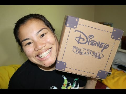2018 April Disney Treasures Unboxing - [Adventure] - LAST ONE!