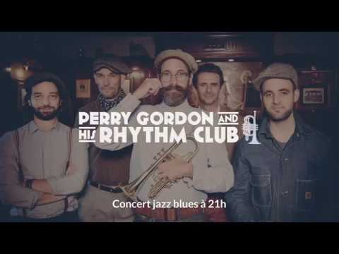 Marché Gourmand et Concert Perry Gordon & his Rythm Club