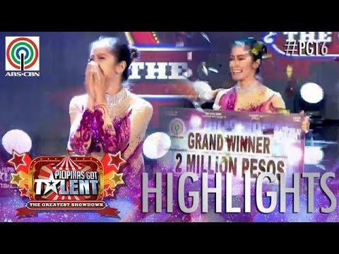 PGT Highlights 2018: Kristel De Catalina is the PGT Season 6 Grand Winner