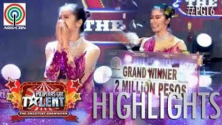 PGT Highlights 2018: Kristel De Catalina is the PGT Season 6 Grand Winner