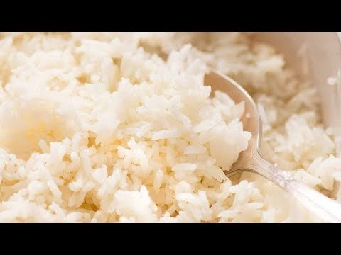 How To Cook White Rice – PERFECTLY (on the stove, microwave, oven)