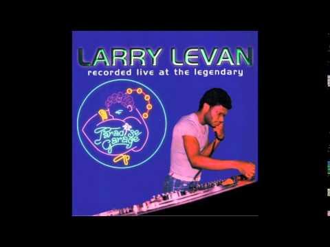 Larry Levan live @ ?  1990