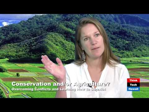 Can Conservation and Agriculture Co-exist?