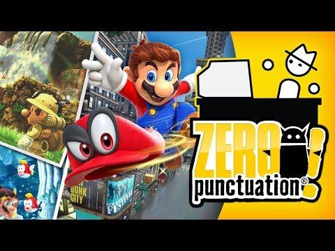 Super Mario Odyssey (Zero Punctuation)
