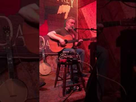 John Gorka Live at Godfrey Daniels Bethlehem PA April 7, 2017