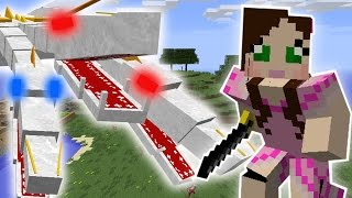 Minecraft: THE KING MUST DIE MISSION! - Custom Mod Challenge [S8E54]