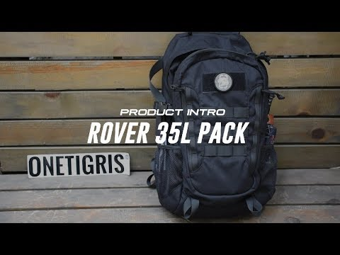 Product Intro: Onetigris Rover 35L Pack