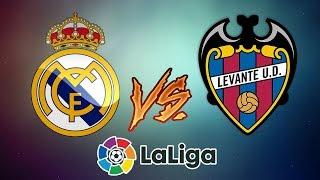 REAL MADRID 3-2 LEVANTE ''DEBUT DE EDEN HAZARD'' | La Liga Santander Jornada 4