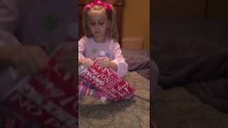 5 Year Old Instructional On How To Wrap A Gift