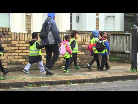 The STARS programme: Nursery and Infant school, Carlton Vale Nursery and Infant School
