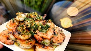 How To Make Garlic Shrimp  - Garlic Shrimp Video Recipe