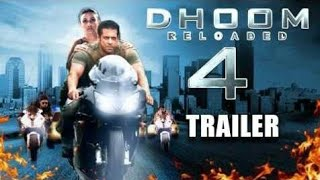 Salman khan dhoom 4 trailer's, fast trailer released/2019