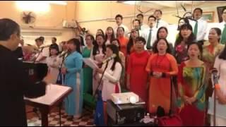 [ Thánh Hiến ] Hạnh Phúc - Lm. Mi Trầm || Ca đoàn giáo phận Cần Thơ