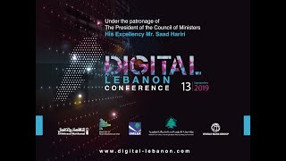 Digital Lebanon Conference 2019 - Brief