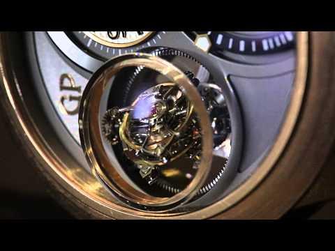 Girard-Perregaux Tri-Axial Tourbillon Watch Hands-On   aBlogtoWatch