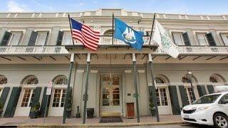 BOURBON ORLEANS HOTEL, French Quarter, New Orleans, La.