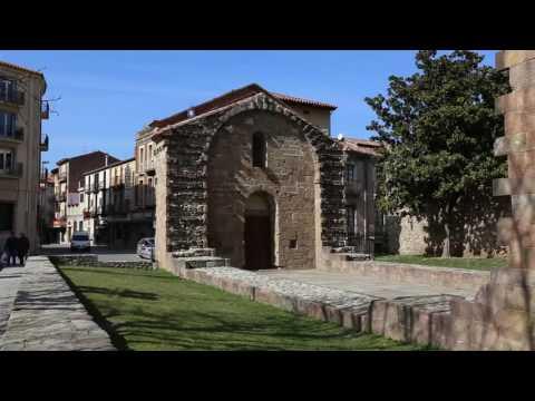 Travel Guide Sant Joan de les Abadesses Pyrenees, Spain