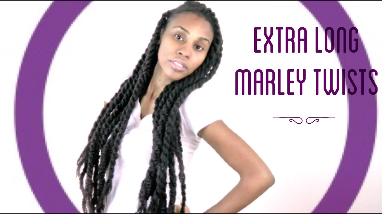 Extra Long Marley Havanna Twists