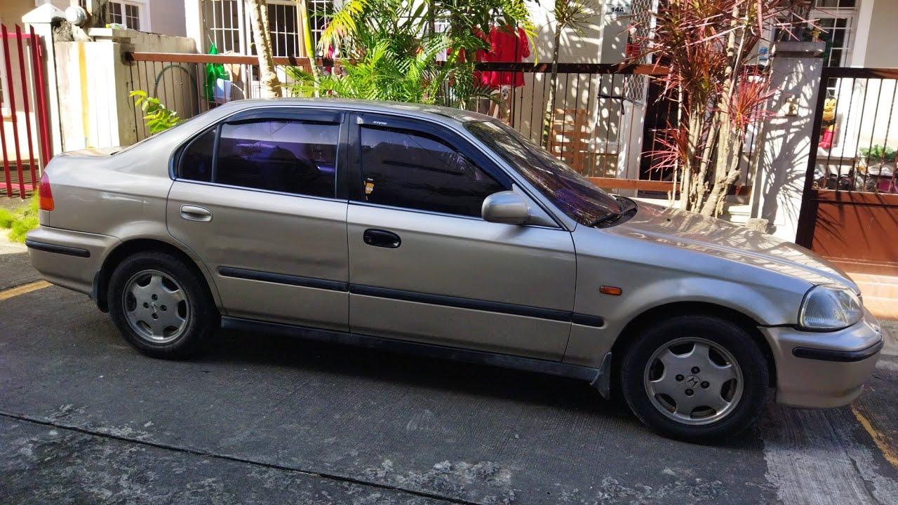Honda Civic 1.6 VTi 1996 Startup Philippines