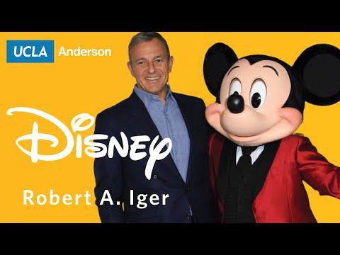 Leaders on Leadership: Robert A. Iger, The Walt Disney Company