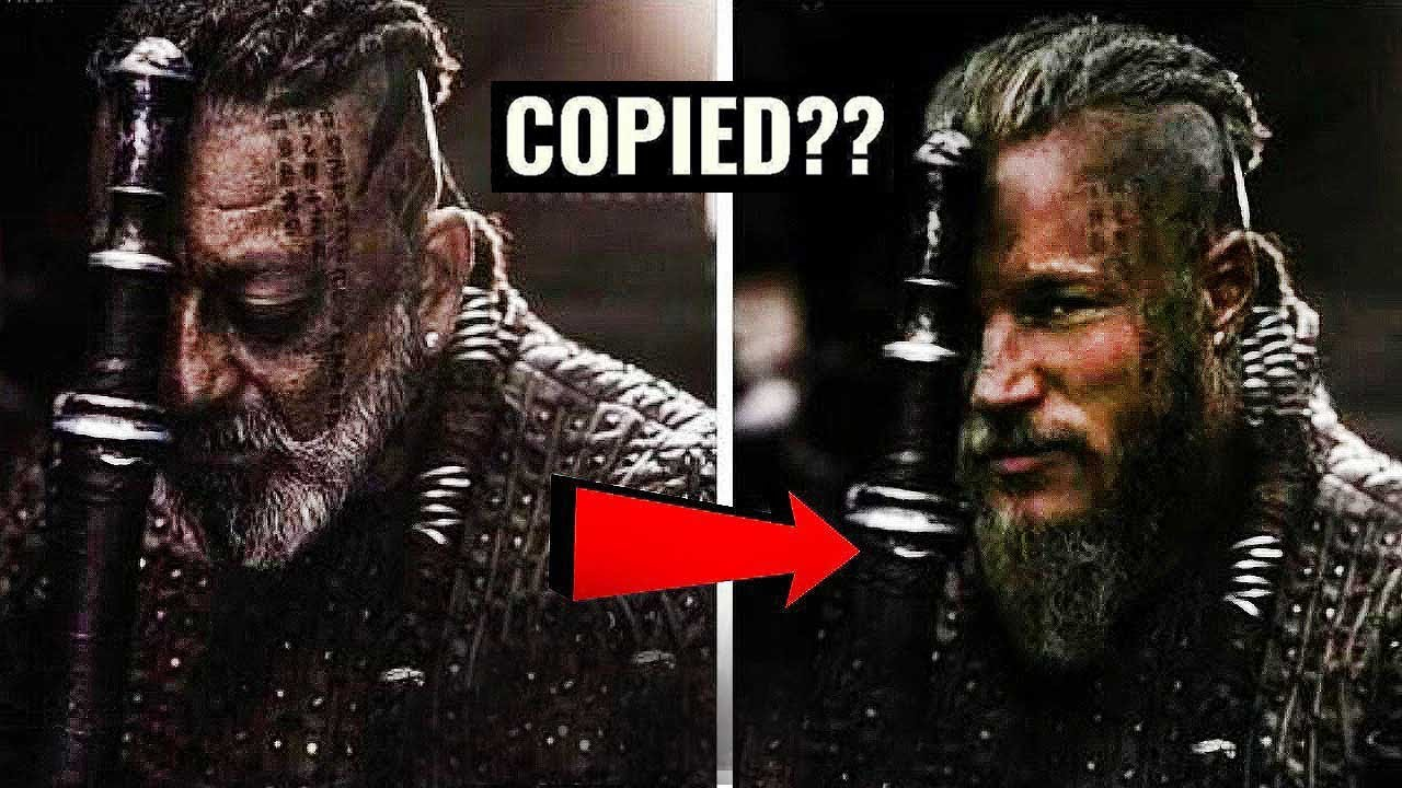 KGF 2 Sanjay Dutt Adhira Look Copied | OTZ Media