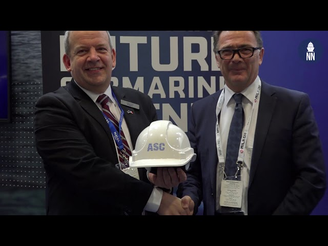 Naval Group at PACIFIC 2019 - Australia future submarine program - Attack-class