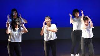 富島高等学校  宮崎県高校総合文化祭(2018-0924)