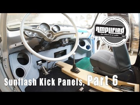 Sunflash Kick Panels, part 6