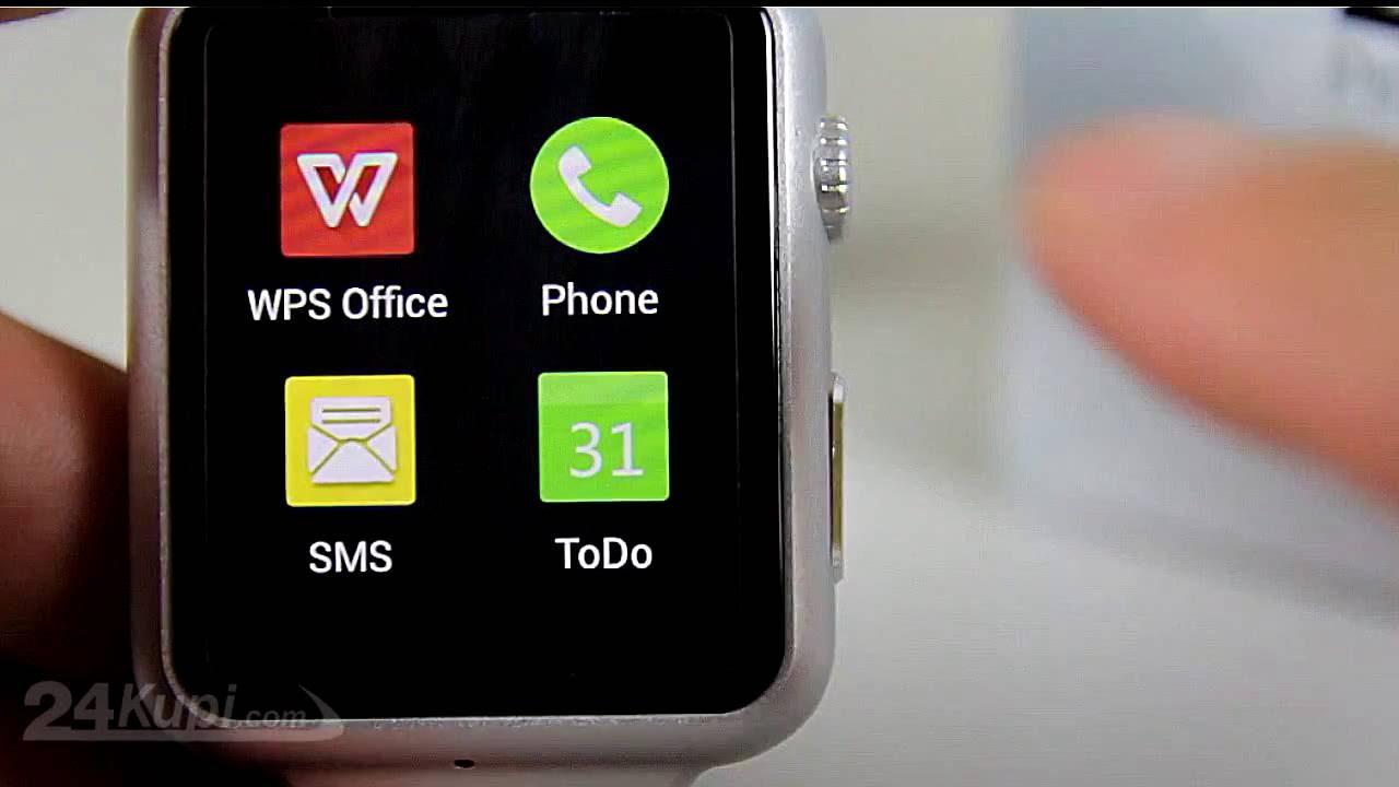tutorial For WPS app on 24kupi pro watch