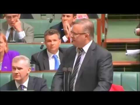 Is The Speaker Biased: Bronwyn Bishop Part 1