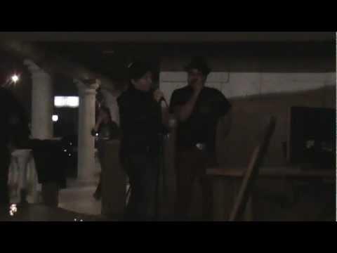 Love Shack/B-52's (duet) - Vicki & Angel - Bender Karaoke - Tomboi's Sports Cantina