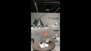 Imm Cologne 2020 | MIDGARD - The Ayno Lamp