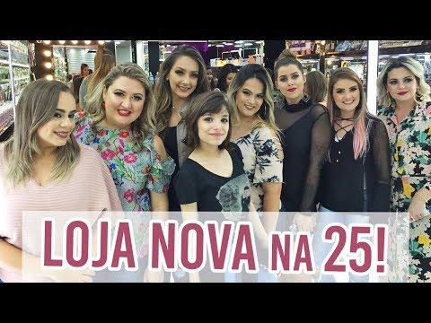 I Like Makeup: TOUR pela NOVA LOJA da 25 de MARÇO