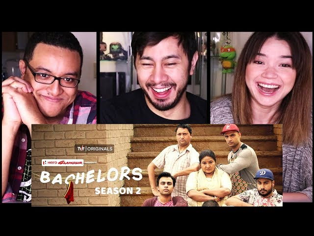 TVF BACHELORS S02E03 | Reaction w/ Ricardo Elliott & Achara!
