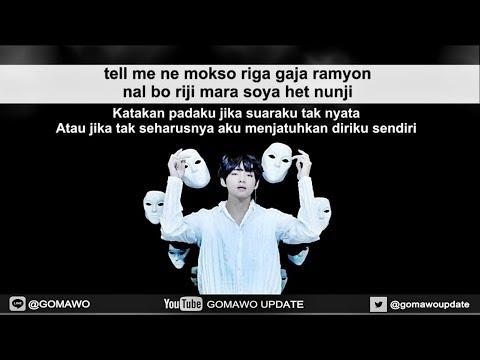 Easy Lyric V 'BTS' - SINGULARITY By GOMAWO [Indo Sub]
