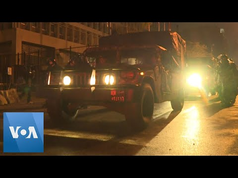 Lebanon Deploys Security Forces in Beirut After Anti-Bank Protests