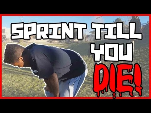 SPRINT TILL YOU DIE CHALLENGE!! - Draft Fantasy Sports App | NBA Fantasy Sports