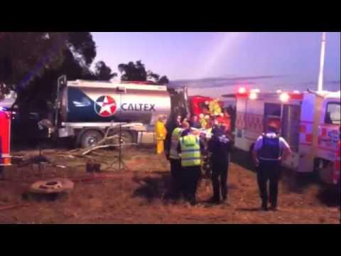 St Germains Bus Crash