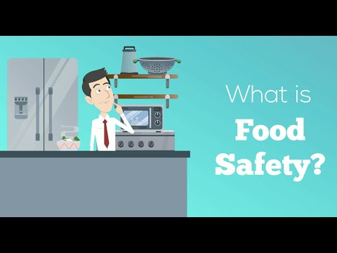 What is food safety?