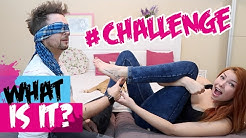 TOUCH MY BODY CHALLENGE with Girlfriend, couple challenge game